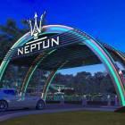 """Проект """"Neptun Plaza"""" автомоечный комплекс"""