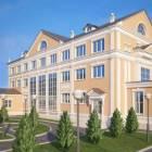 Проект реконструкции фасадов завода г. Лебедянь