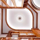 Проект 1-комнатной квартиры студии 50м